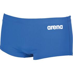 arena Solid Squared Shorts Men royal/white